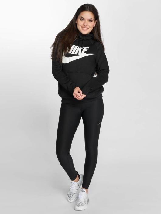 Nike Sudadera Sportswear Logo Rally negro