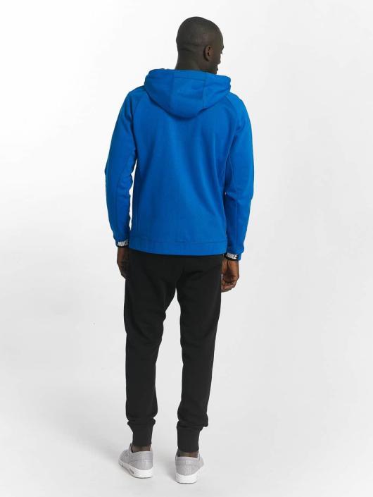 Nike Sudaderas con cremallera AV15 Fleece azul