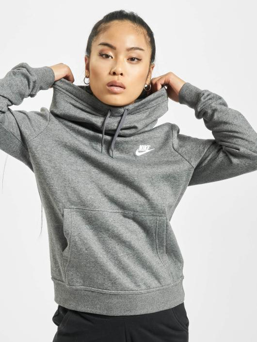 d5182f84f0ae ... Nike Sweat capuche Garoo gris ...