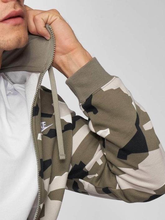 Nike Sweatvest Sportswear Club camouflage