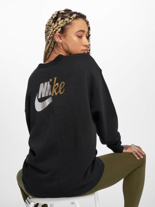 Nike Swetry Sportswear Rally czarny