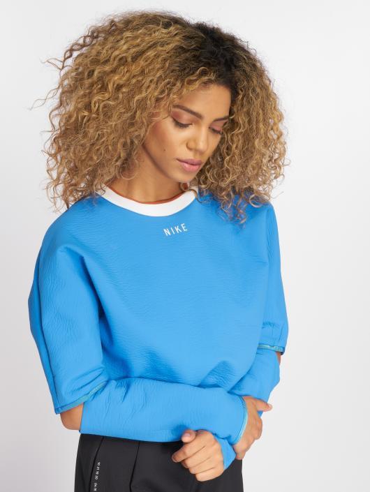 Nike Swetry Sportswear Tech Pack niebieski