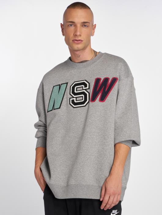 Nike Swetry Sportswear NSW szary