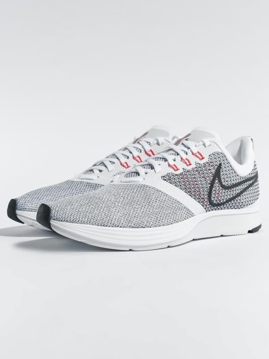 Nike Tøysko Zoom Strike Running hvit