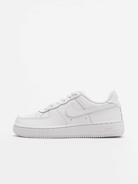 Nike Tøysko Nike Force 1 PS hvit