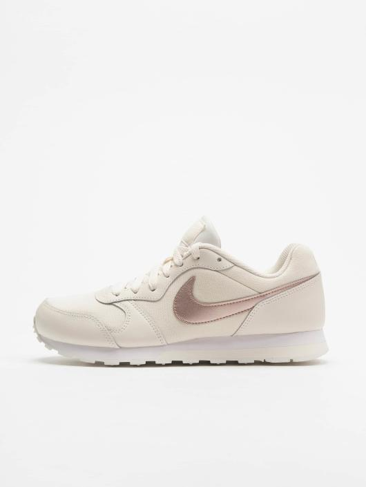 Nike Tøysko MD Runner 2 GS hvit