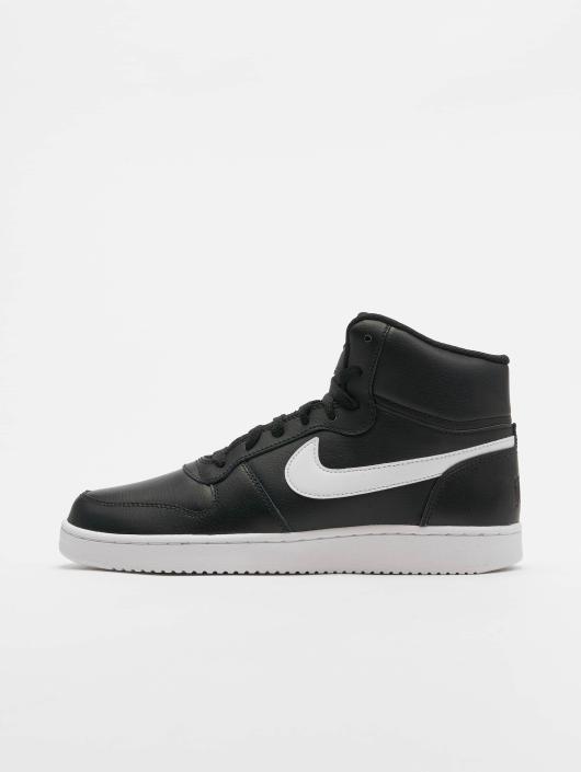 Nike Tøysko Ebernon Mid svart