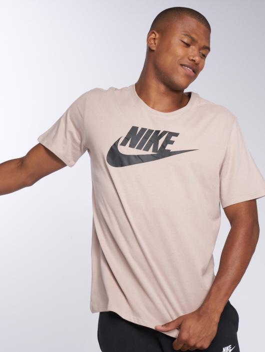 Nike T-Shirt Sportswear Futura Icon beige