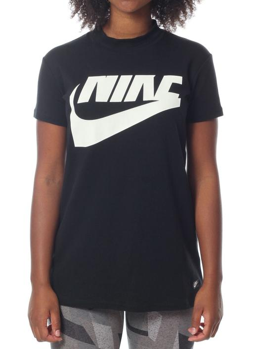 Nike T-Shirt Irreverent schwarz