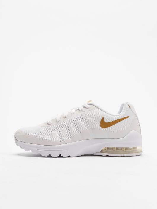 revendeur 1e395 734d9 Nike Air Max Invigor Print GS Sneakers White/Metallic Golden