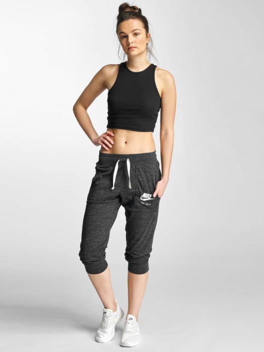 Nike tepláky Gym Vintage èierna