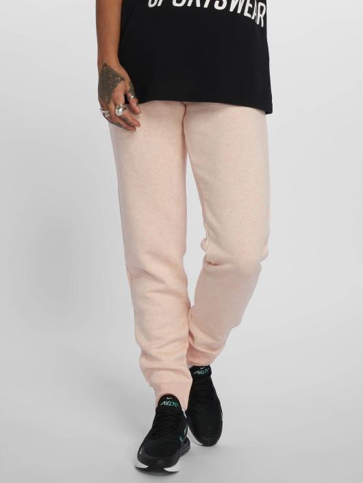 Nike tepláky Sportswear ružová