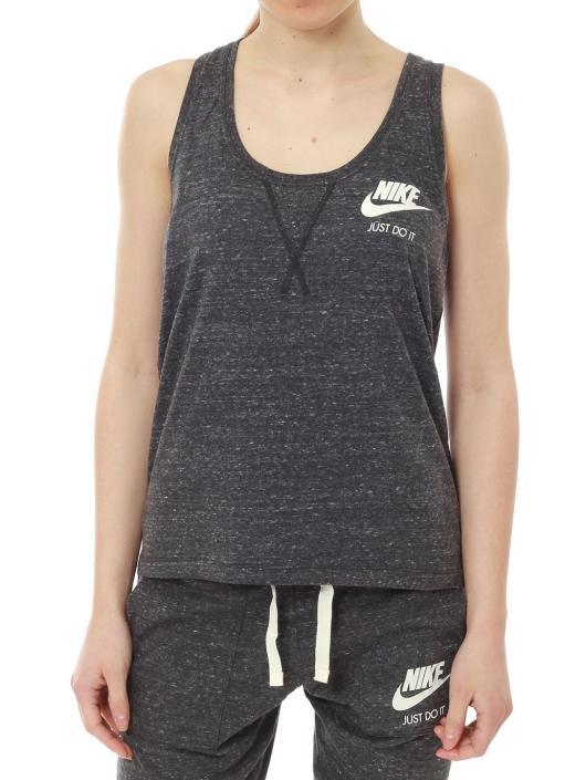 Nike Tops Gym Vintage szary