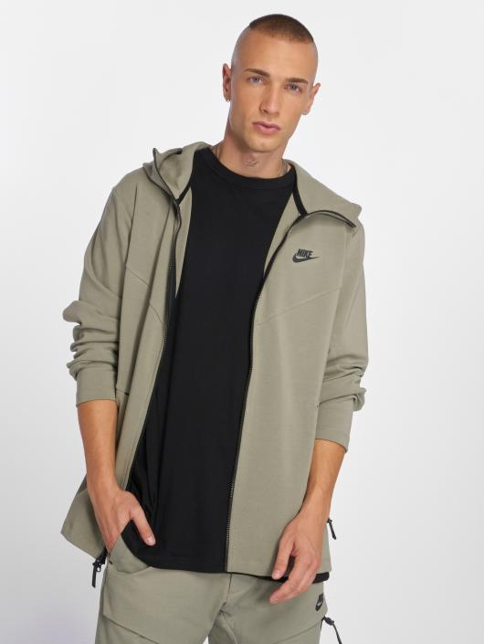 Nike Transitional Jackets Sportswear Tech grå