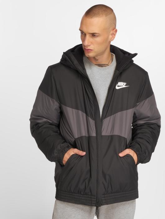 70a8ed060fbb Sportswear Noir Saison Homme 501026 Légère Veste Nike Mi T4qxfx