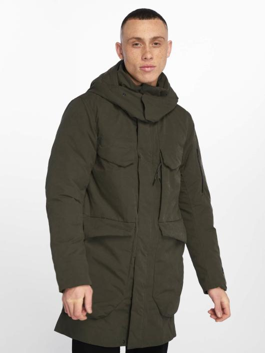 Nike Winter Jacket Sportswear Tech Pack olive