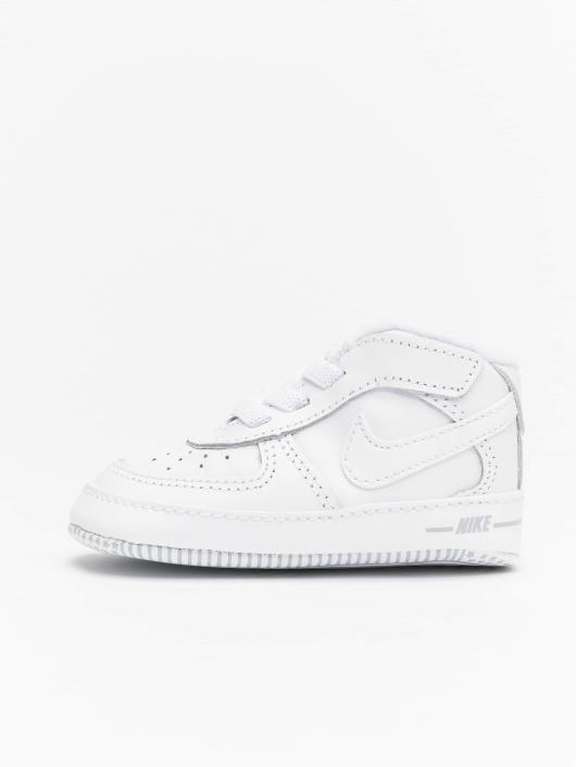 Nike Zapatillas de deporte Air Force 1 CB Crib blanco