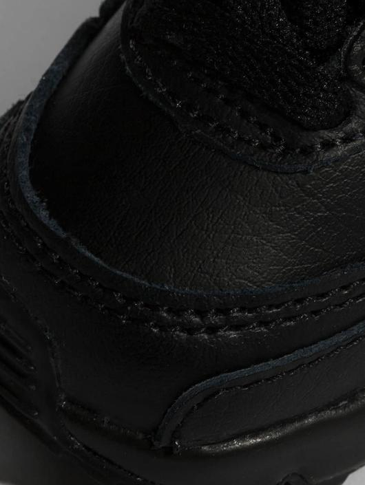 Nike Zapatillas de deporte Air Max 90 Leather Toddler negro