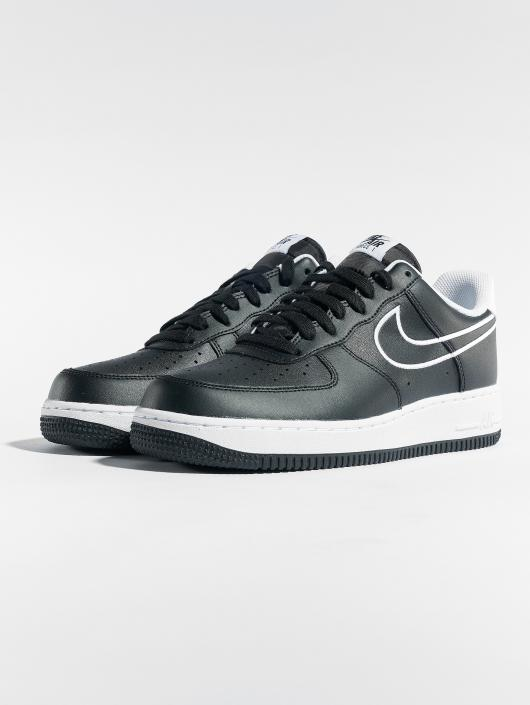 Nike Zapatillas de deporte Air Force 1 '07 Leather negro