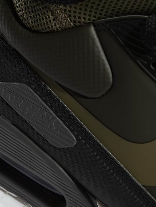 Nike Zapatillas de deporte Air Max 90 Ultra Mid Winter oliva