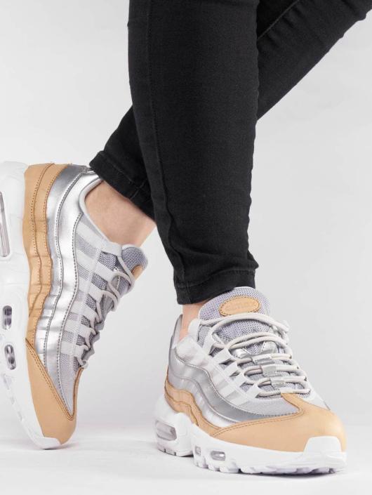 Nike Zapatillas de deporte Air Max 95 Special Edition Premium plata
