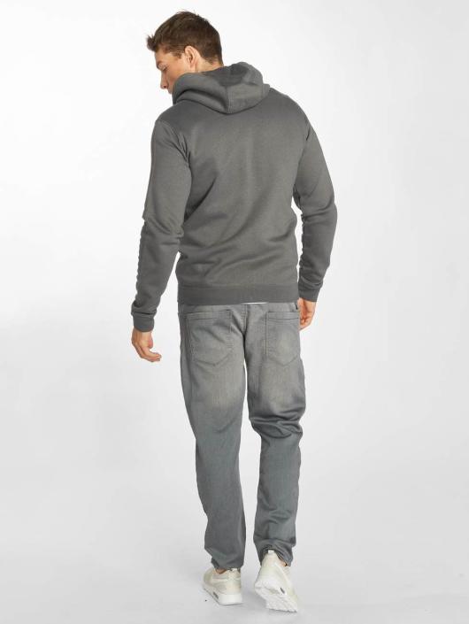 Nike Zip Hoodie Sportswear šedá