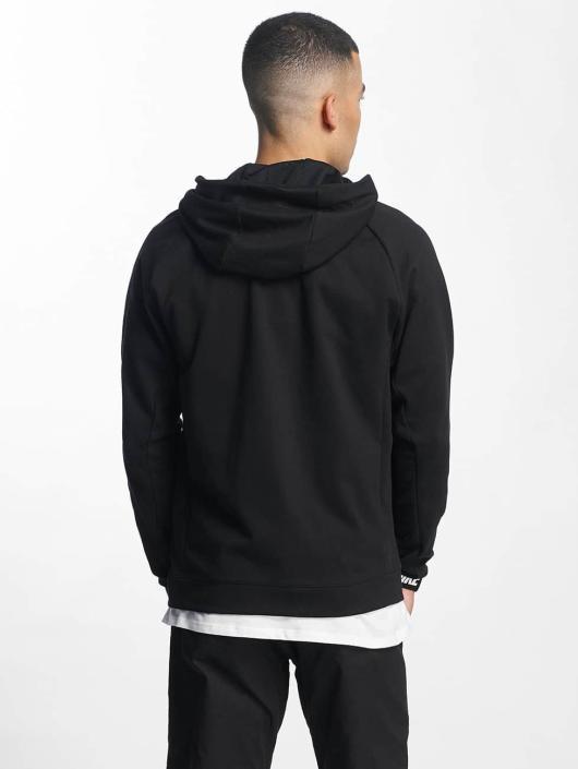 7e44673b5906 Nike Herren Zip Hoodie Sportswear Advance 15 in schwarz 336184