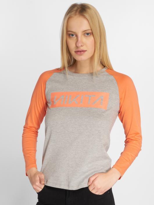 Nikita Longsleeve Wild orange