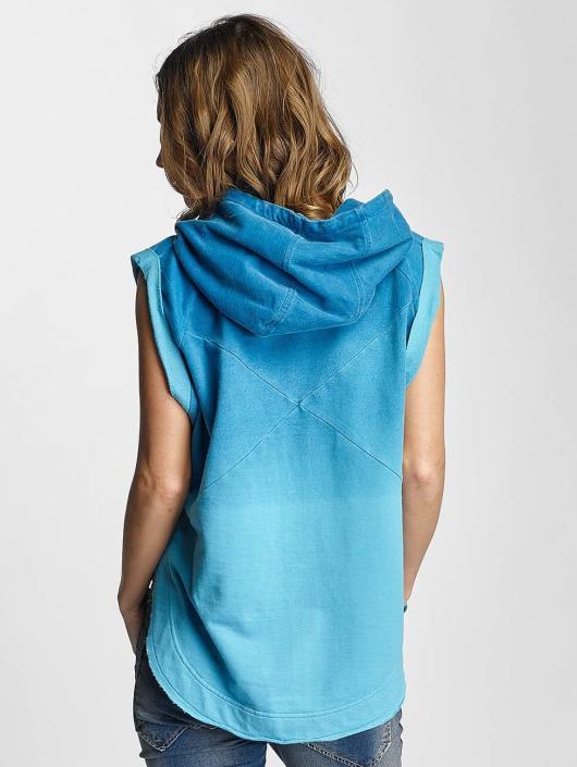 Nikita Zip Hoodie Brackish blue