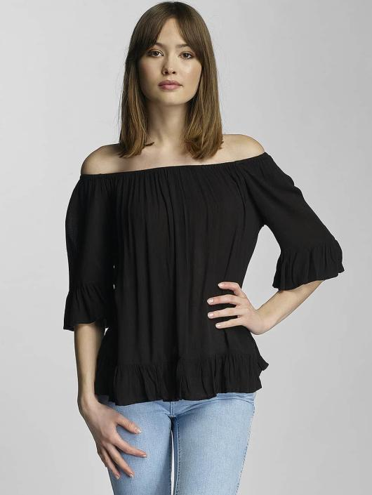 Noisy May Bluse NMAlberte schwarz