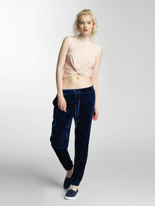 Noisy May Chino pants nmGirl blue