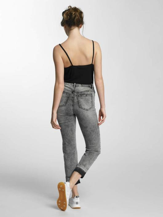 Noisy May High Waist Jeans nmTaylor schwarz