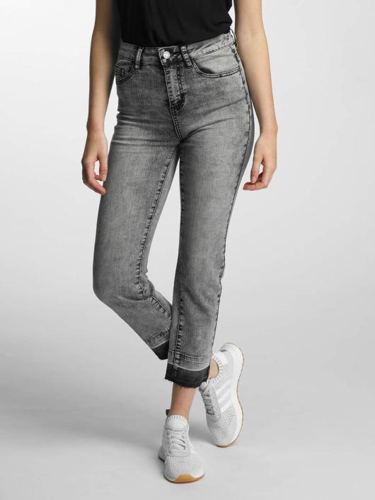 Noisy May High Waisted Jeans nmTaylor èierna
