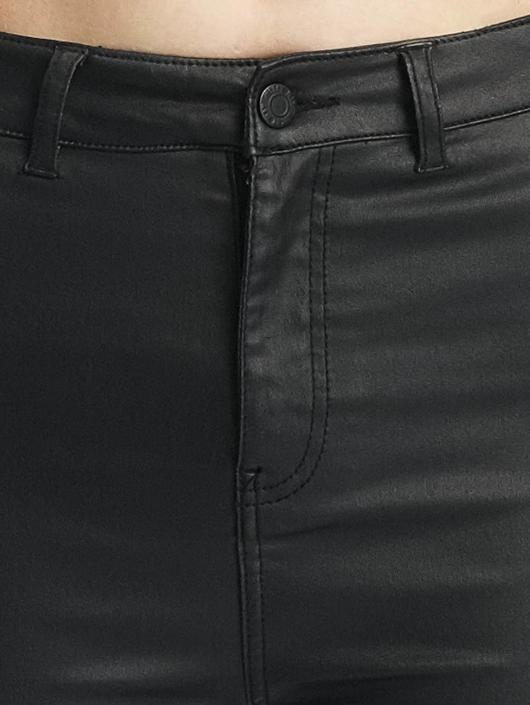 Noisy May Jean skinny nmElla Deluxe Coated noir