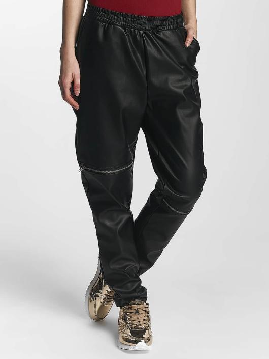 May Pantalon 379147 Femme Chino Noisy Nmmilton Noir zMVpqSU