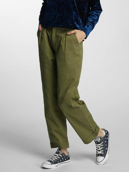 Pantalon Nmcannon May Femme Chino Olive 349486 Noisy pzqBwyRWq