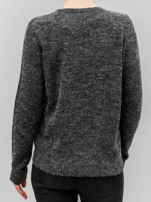 Noisy May Pullover NMBElly gray