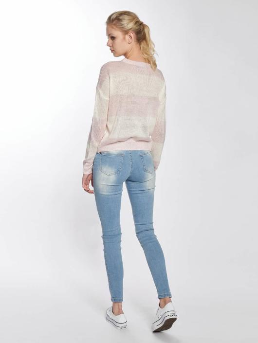 Noisy May Pullover nmRuby Ace Knit pink
