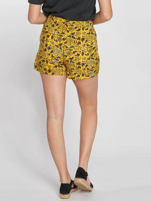 Noisy May Shorts nmMagicviscose giallo