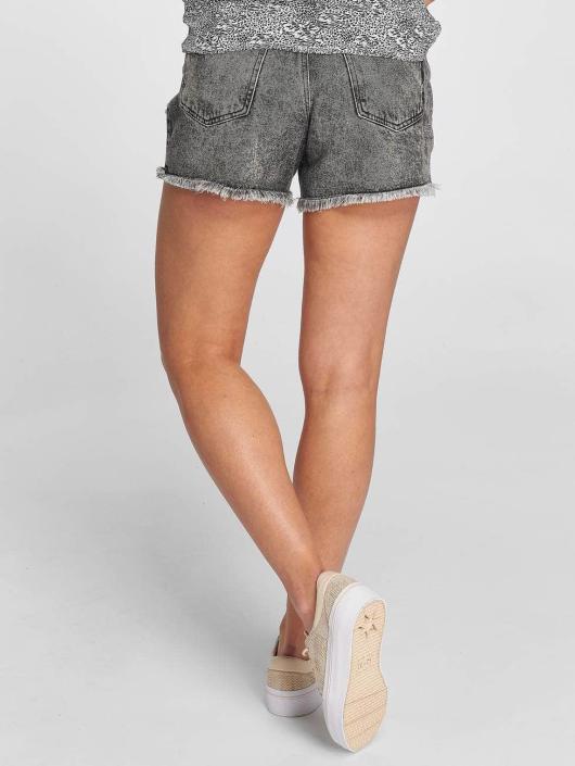 Noisy May Shorts nmBe grå