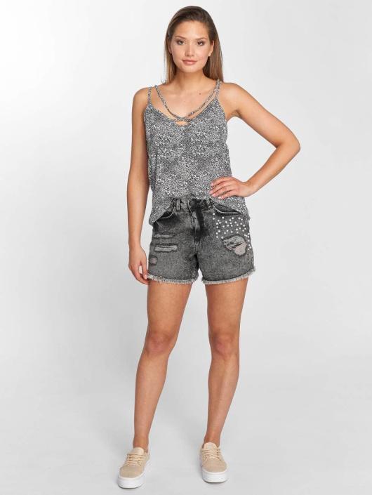 Noisy May Shorts nmBe grigio