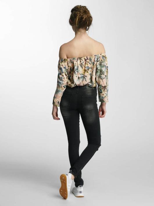 Noisy May Slim Fit Jeans nmEve Super Slim black
