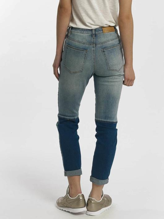 Noisy May Straight Fit Jeans nmKim blå