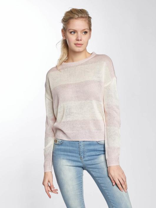 Noisy May Swetry nmRuby Ace Knit pink