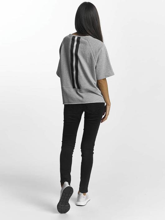Noisy May T-Shirt nmKaya gray