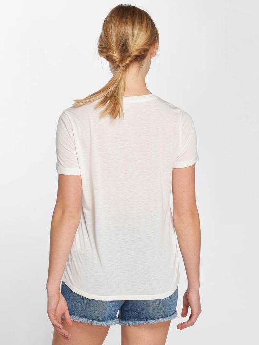 Noisy May T-skjorter nmFredy hvit