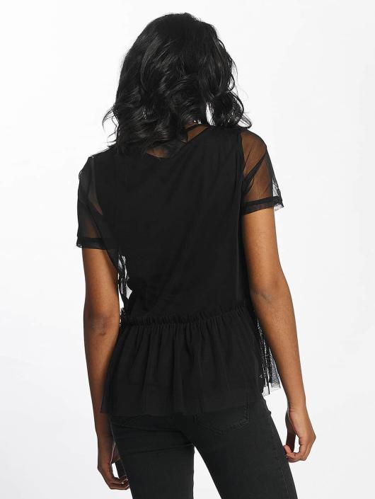 Noisy May T-skjorter nmThea svart