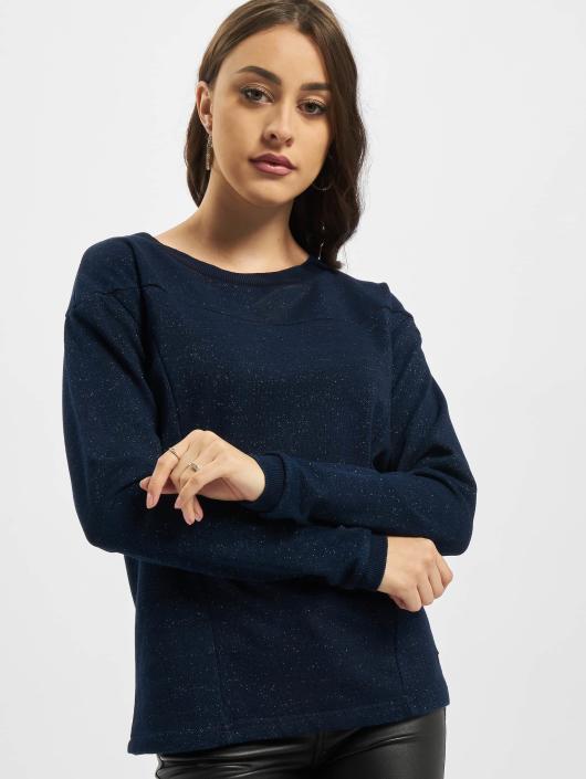 Nümph Pullover Palmdesert blau