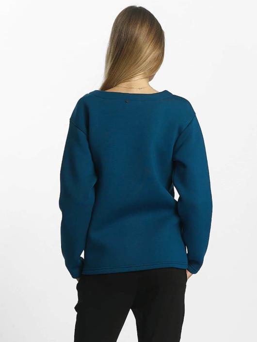 Nümph Alerie Pull Bleu Sweatamp; Femme 409820 TFJlK1c