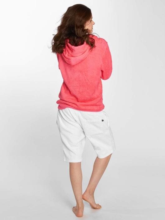 Onepiece Hoody Towel pink